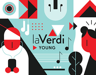 laVerdi YOUNG - Strategy and Visual