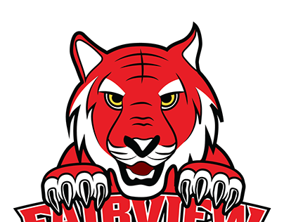 Fairview Tigers Athletic Logo