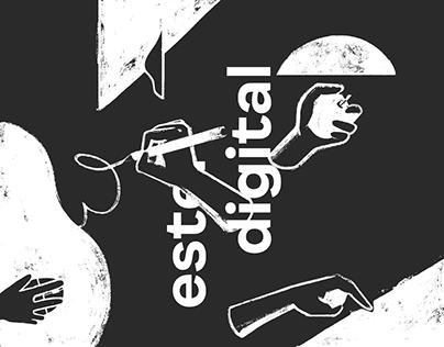 Ester Digital Brand Identity