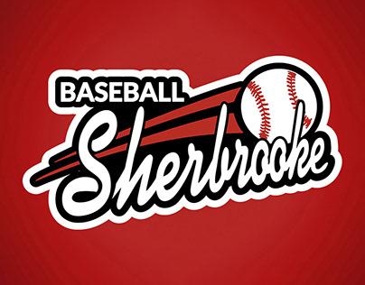 Refonte de logo - Baseball Sherbrooke