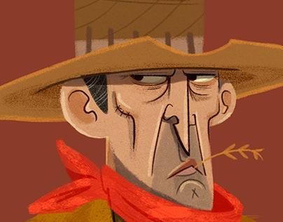 Cowboys - Illustration