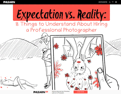 Illustrated Article - Expectation vs. Reality: 8 Thi...