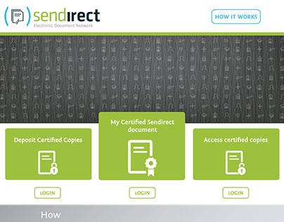 MED - sendirect Web design