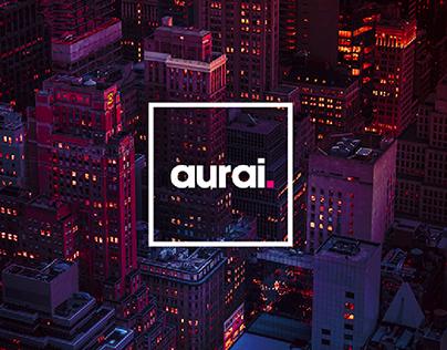 Aurai Photoshop adjustments