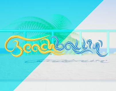 Beachballin'