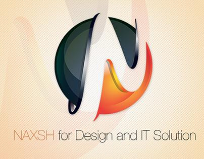 Naxsh Logo and Business Card Design