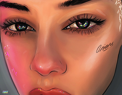 Portrait İllustration