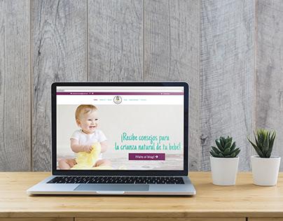 Diseño Web para Consejo de Pediatra