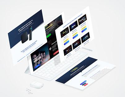Solar TV Total UX Design