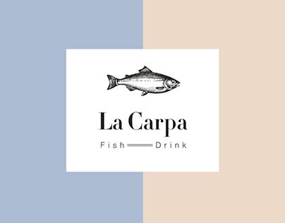 La Carpa - Visual identity & branding