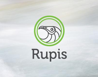 Rupis - Visual Identity