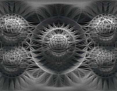 Houdini grid spreading & grid pinching