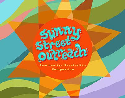Sunny Street Outreach Illustrative Logo
