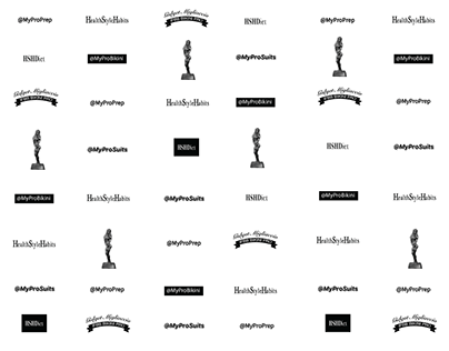 MYPROBIKINI - Motion Graphics, Step & Repeat Banner