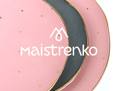 LOGOTYPE Maistrenko Ceramics