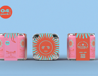 Tocha - Packaging design