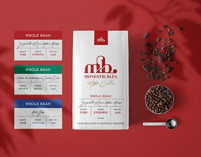 Monestie Blèn Hype Coffee