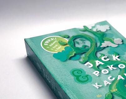 Jack & The Beanstalk Popup Book