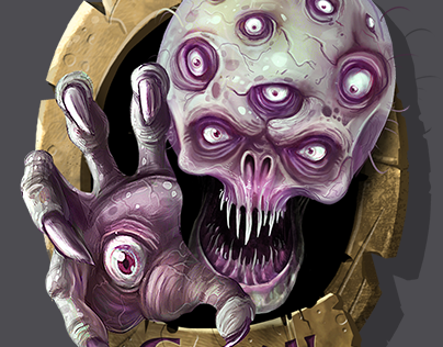 Wrath of god - game art