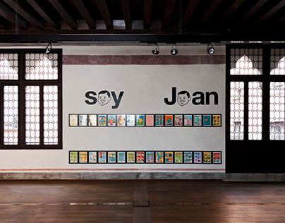 Yo Soy Joan Cornellà – exhibition