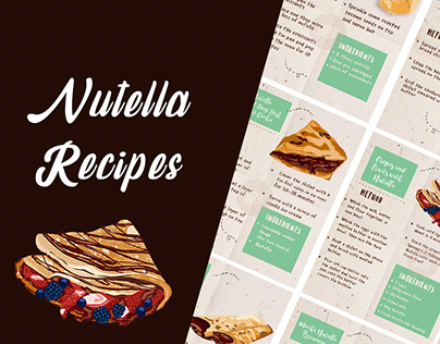 NUTELLA RECIPES FOR FKART