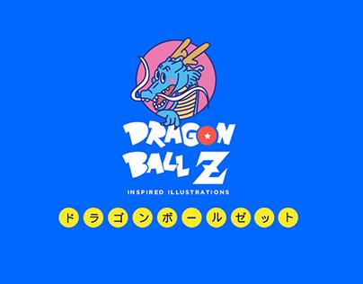 Dragon Ball Inspired Illustrations