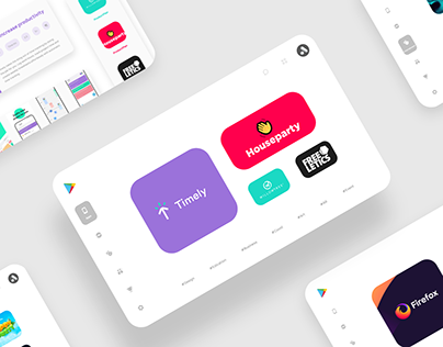 Google Play Website (Redesign) - UI/UX