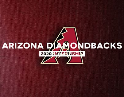 Arizona Diamondbacks Social Media Internship
