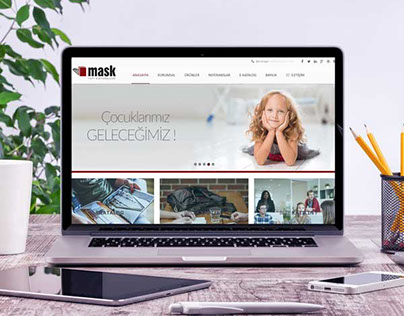 Mask Yapı Web Tasarım ve Yazılım Projesi