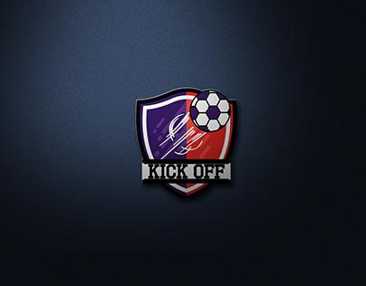 Logo de l'application mobile KICK OFF