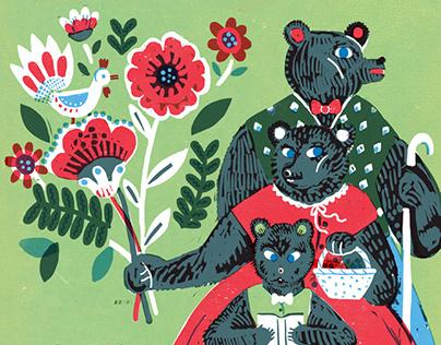 Russian Folk Tales by Lev Tolstoj