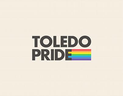 Toledo Pride Rebrand Concept