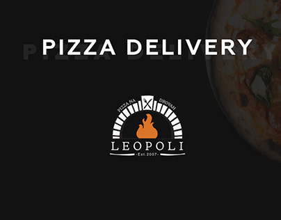 Pizza delivery website