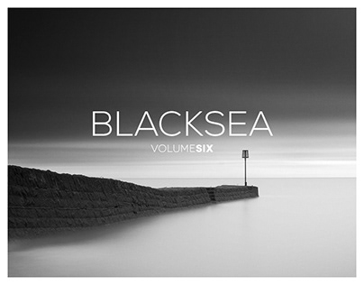 Blacksea Volume Six: Monochrome Seascapes