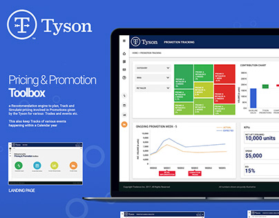 Tyson - Pricing & Promotion Toolbox