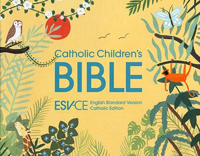 ESV-CE Children's Bible, SPCK