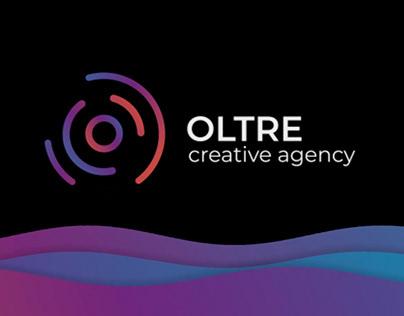 OLTRE creative - New Brand Identity Design