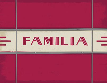 Familia x Mickey's Diner