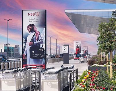 NBB at Bahrain International Airport