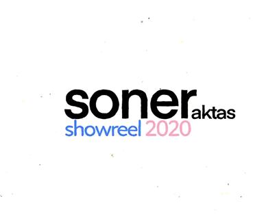 Soner AKTAS - Showreel 2020