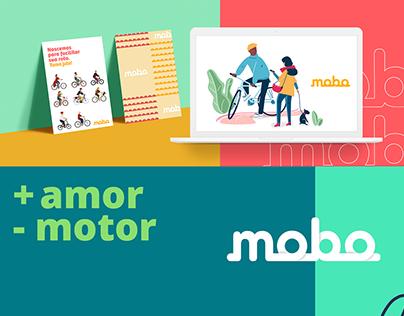 Identidade visual / App - MOBO