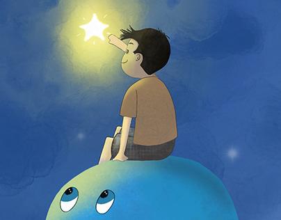 How to Reach a Star.