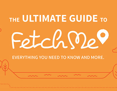 Fetch Me guide infographic
