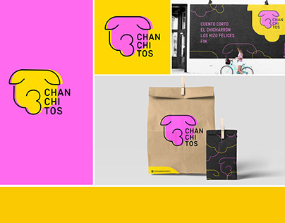 Branding for 3Chanchitos
