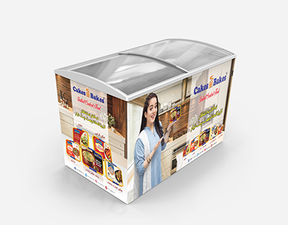 Cake & Bakes | Instant Cooked Food Branding