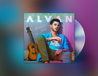 Alvan - Artwork Move On