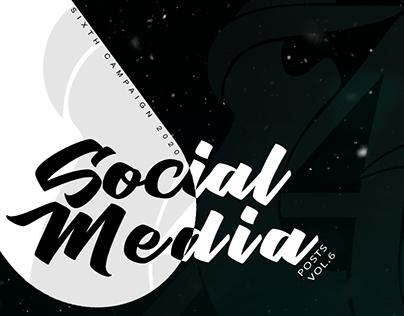 Social Media Campaign vol.6