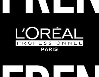 L'Oréal Professionnel - La French