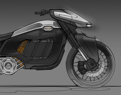 2035 Harley-Davidson Electric Street Glide