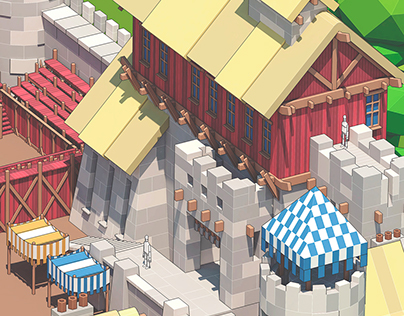 Castle Project WIP